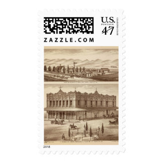 Tulare Co Bank Postage