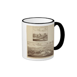 Tulare Co ranch, station Ringer Coffee Mug