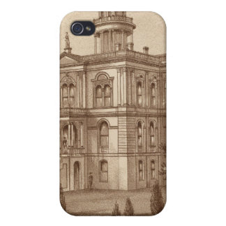 Tulare County Court House iPhone 4 Case