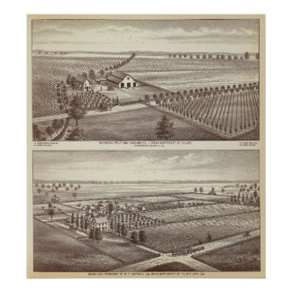 Tulare farms posters