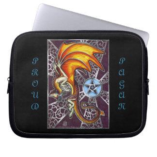 Tulekero, manga pagana del ordenador portátil del  funda computadora