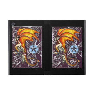 Tulekero, Pagan Dragon Powis Case for iPad Mini