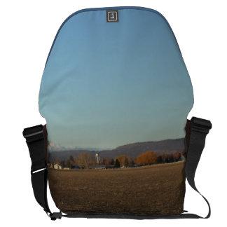 Tulelake In Late Winter SDL Bag 1 Courier Bag