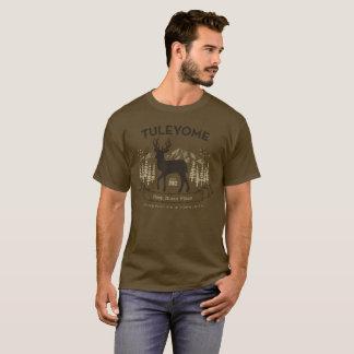 Tuleyome Deep Home Place, Men's Brown T-Shirt