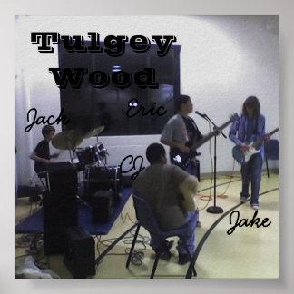 Tulgey Wood, Jake , Eric, CJ, Jack Poster