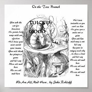 tulgey wood poster