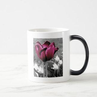Tulip 11 Oz Magic Heat Color-Changing Coffee Mug