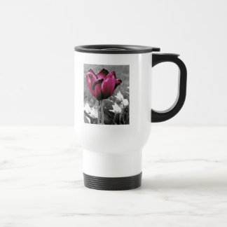 Tulip 15 Oz Stainless Steel Travel Mug