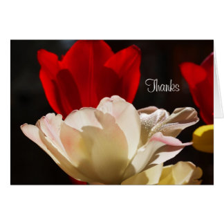 Tulip Administrative Professionals Day Card