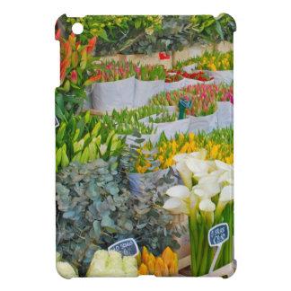 Tulip and Flower Market in Amsterdam iPad Mini Case