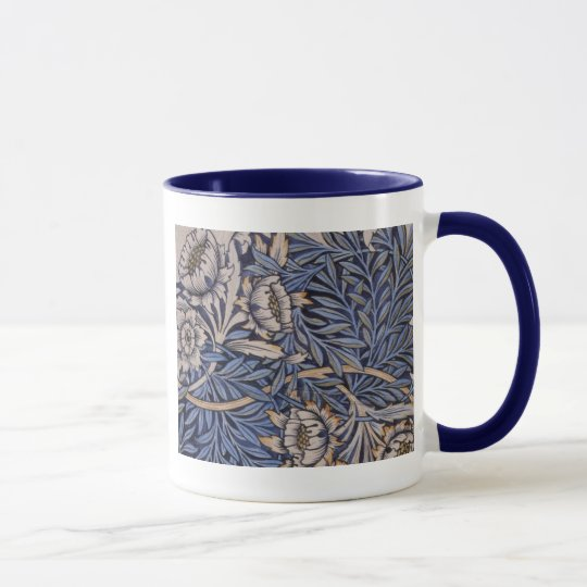 Tulip and Willow By William Morris Mug