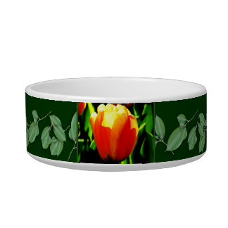 Tulip Art Bowl
