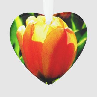 Tulip Art Ornament