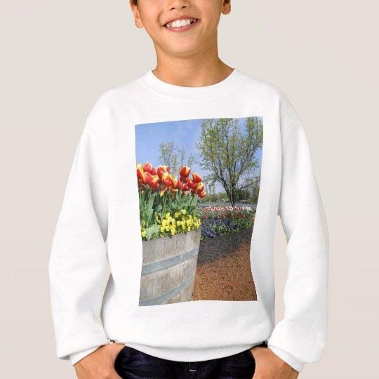 Tulip Barrell Sweatshirt