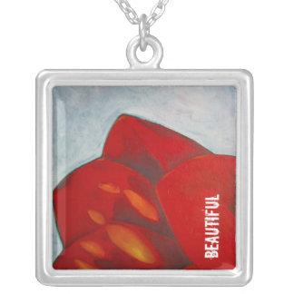 Tulip Beauty necklace