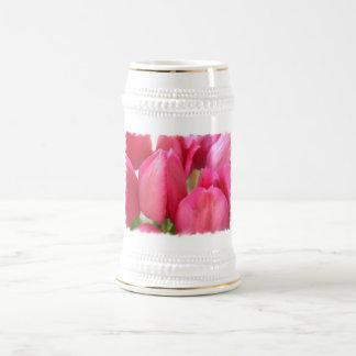 Tulip Bulbs Beer Steins Coffee Mugs