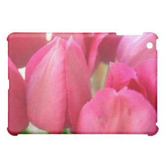 Tulip Bulbs iPad Case