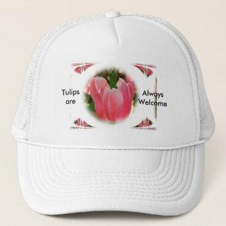 Tulip Cap- customize Trucker Hat