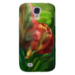 Tulip-Colors Of Paradise Art Case for iPhone3 Galaxy S4 Cases