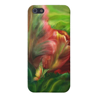 Tulip-Colors Of Paradise Art Case for iPhone 4
