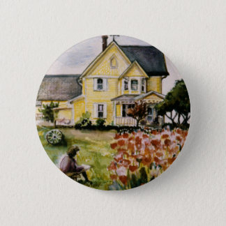 Tulip Country Button
