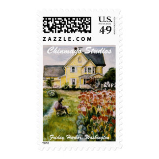 Tulip Country Postage