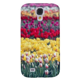 Tulip display garden in the Skagit valley, Samsung Galaxy S4 Case