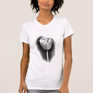 TULIP, DRAWN IN PENCIL T-Shirt