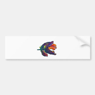 Tulip Dream Bumper Sticker