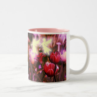 Tulip Fairy dance Mug