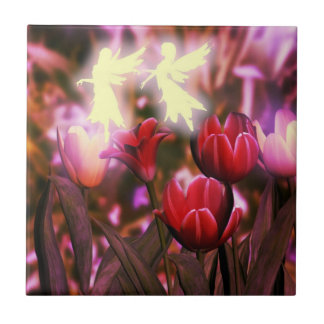 Tulip fairy dance tile