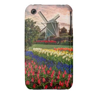 Tulip Festival iPhone 3 Case