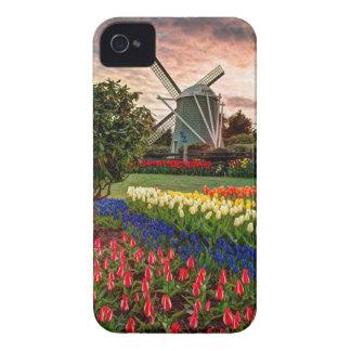 Tulip Festival iPhone 4 Case-Mate Cases
