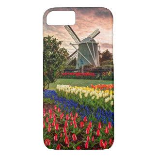 Tulip Festival iPhone 7 Case