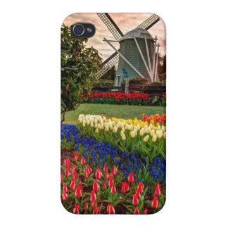Tulip Festival iPhone 4/4S Covers