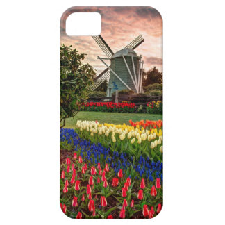 Tulip Festival iPhone SE/5/5s Case