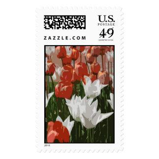 Tulip Festival Stamps