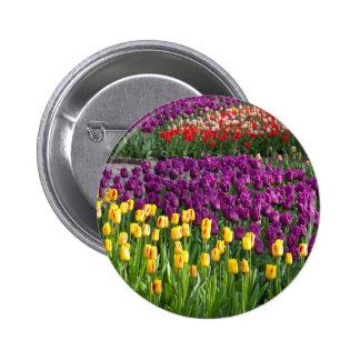 Tulip Field Buttons