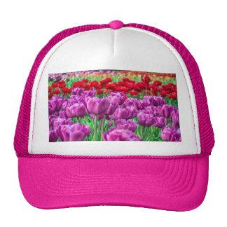 Tulip Field Hats
