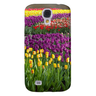 Tulip Field Samsung Galaxy S4 Case