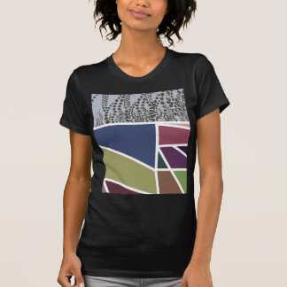 Tulip fields on to congregation day black ladies t T-Shirt