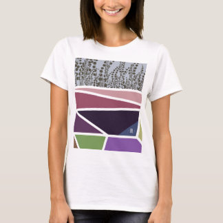 Tulip fields on to congregation day white ladies t T-Shirt