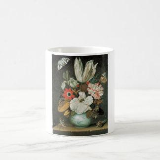 Tulip Floral Arrangement Fine Art Mug