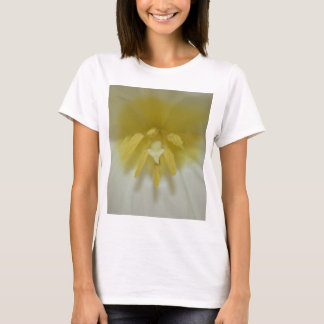 Tulip Flower Fitted Tee Shirt