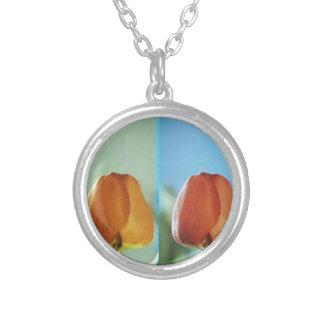 TULIP Flower Show Custom Necklace