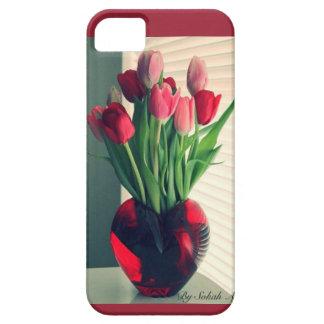 Tulip Flowers Case