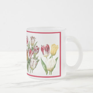 Tulip Flowers Floral Garden Mug