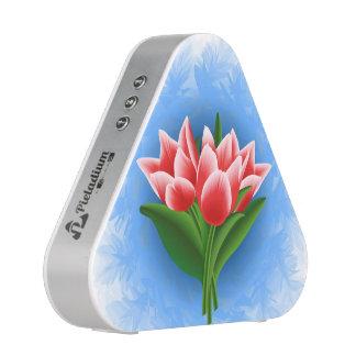 Tulip Flowers Bluetooth Speaker