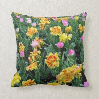 Tulip Garden American MoJo Pillows