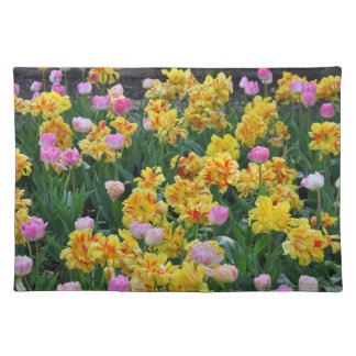 Tulip Garden American MoJo Placemats